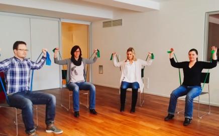 Aktive Pausen im Unternehmen
