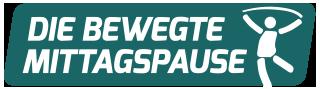 Die bewegte Mittagspause Logo