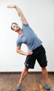 Lockerungsübungen bei Rückenschmerzen