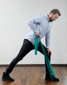 Rücken Gesundheit am Arbeitsplatz