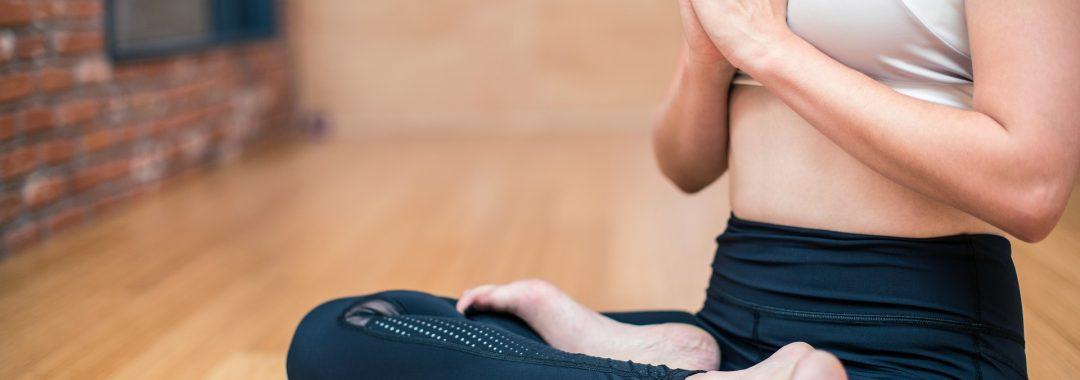 Yoga, Relax, Entspannung, innerer Unruhe, Stress, Büro, Bürojob
