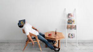 Rückenschmerzen im Home Office